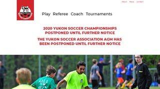 Yukon Soccer Association