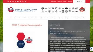 Alberta Soccer Association