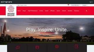 Ontario Soccer Association