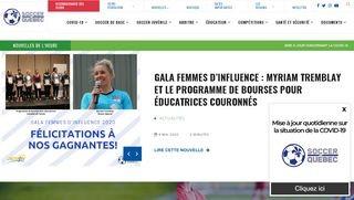 Quebec Soccer Federation