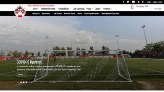 Manitoba Soccer Association