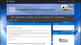 Campbell River Youth Soccer
