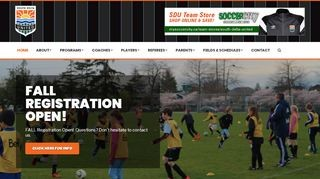South Delta United Soccer Club