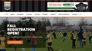South Delta United Soccer Club