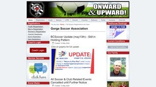 Gorge Soccer Association