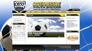 Oceanside Youth Soccer