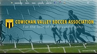 Cowichan Valley Soccer Association