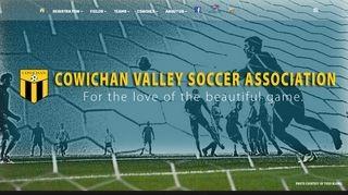 Cowichan Valley Soccer Association