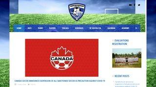 Thompson Okanagan FC BCSPL