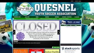 Quesnel Youth Soccer