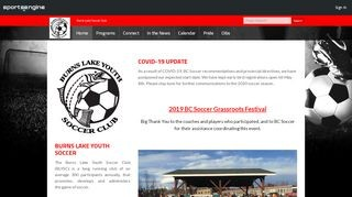 Burns Lake Soccer