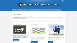 Kitimat Youth Soccer Association