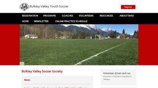 Bulkley Valley Soccer