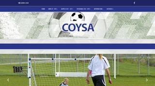 Central Okanagan Youth Soccer Association