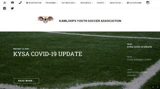 Kamloops Youth Soccer Association