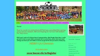 Boundary Youth Soccer Association