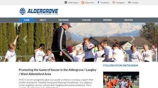 Aldergrove Youth Soccer Club