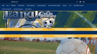 Langley United Soccer Association