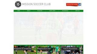 Mission Soccer Club