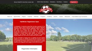 Surrey United Soccer Club