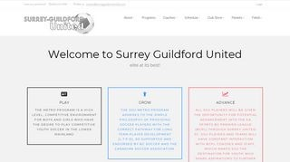 Surrey Guildford United