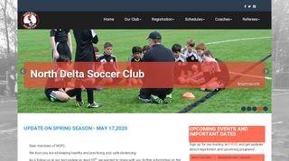 North Delta Soccer Club