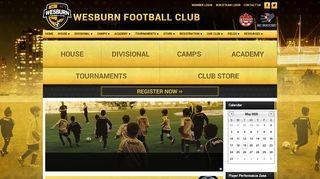 Wesburn Youth Soccer Club