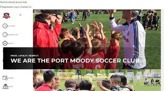 Port Moody Soccer Club
