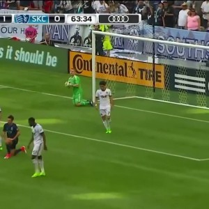 Highlights: Whitecaps FC vs. Sporting Kansas City